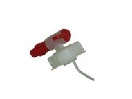 Auslaufhahn für 30 und 60 L kunststoffkanister (kods 0084)